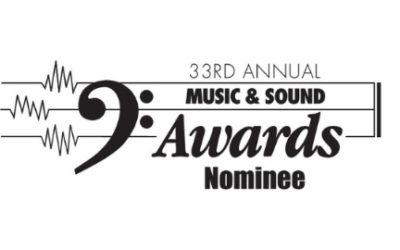 33. jährliche Music & Sound Awards