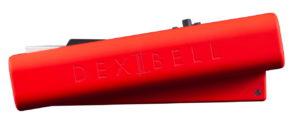 DEXIBELL Farbige Seitenteile (2 Stk.) - Rot