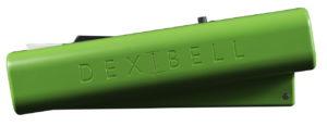 DEXIBELL Farbige Seitenteile (2 Stk.) - Grün