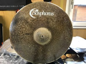 "BOSPHORUS TURK 20"" Ride Cymbal"