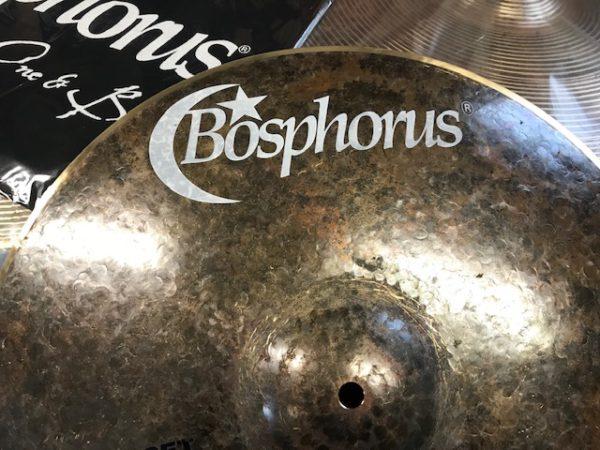 BOSPHORUS TURK Cymbal Set 20 / 16 / 14 + Cymbalbag