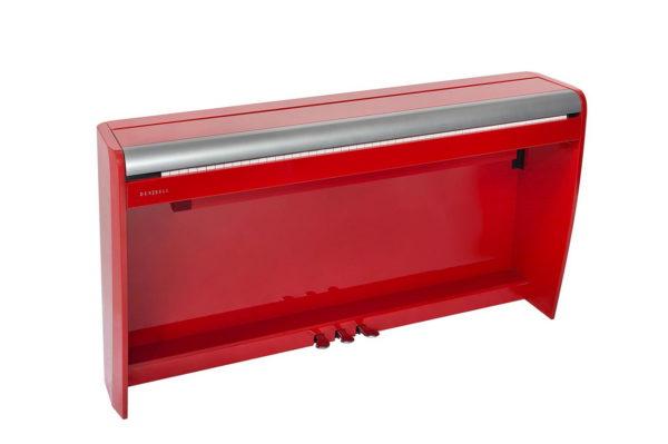 DEXIBELL VIVO H7 Digitalpiano - rot poliert