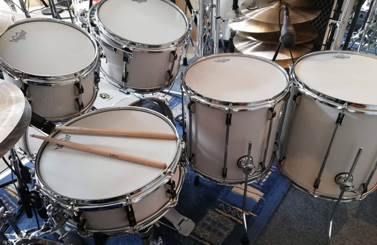 TAMBURO Unika Drumsets