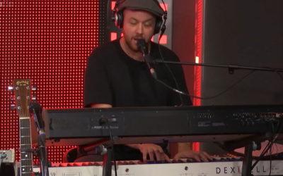 Matt Simmons: Singer-Songwriter mit DEXIBELL VIVO S9 live bei Radio2 Social Club