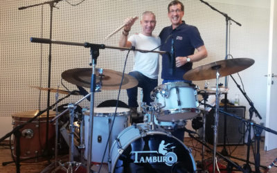 TAMBURO DRUMS CD-Recording: VIKTOR GERNOT