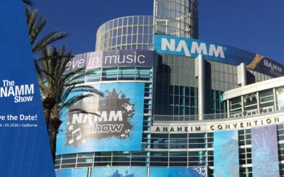 NAMM 2020 – vom 16. – 19. Jänner