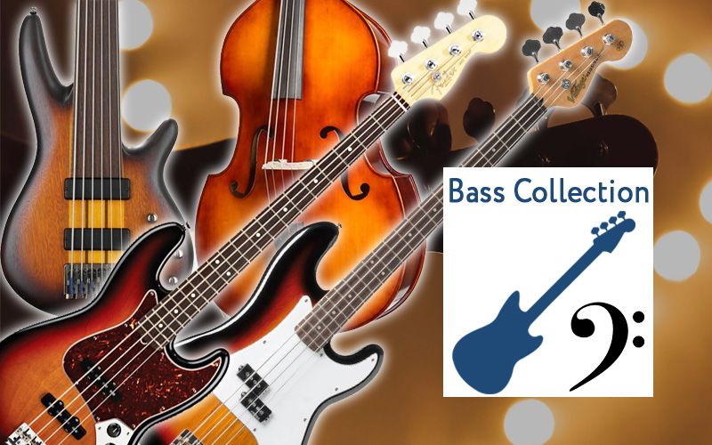 Bass Collection – DEXIBELL Sound Library